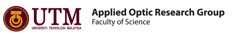 Applied Optics Research Group