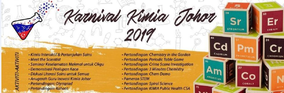 Upcoming Event: Karnival Kimia Johor 2019