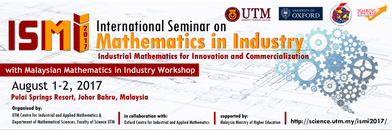 International Seminar on Mathematics In Industry