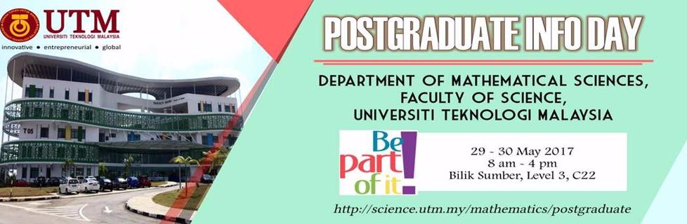 Postgraduate Info Day