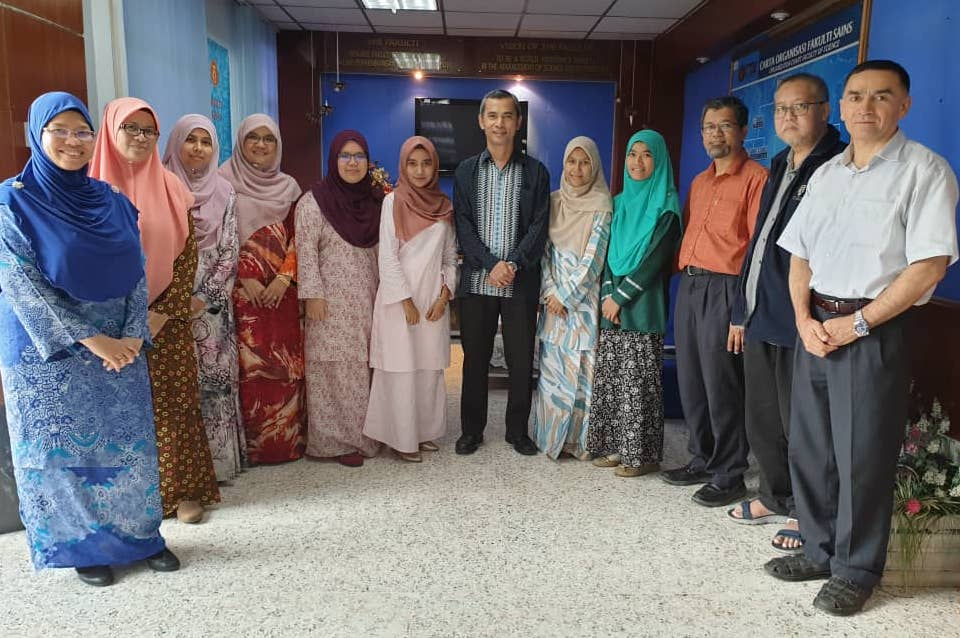 Faculty of Science students to compete at the International