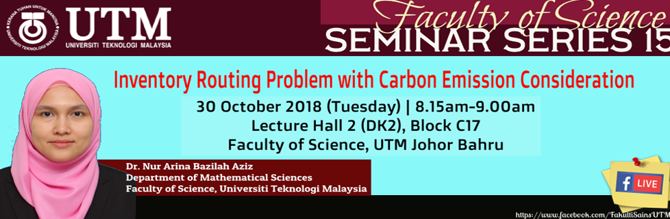 """INVENTORY ROUTING PROBLEM WITH CARBON EMISSION CONSIDERATION"""