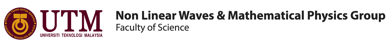 Non Linear Waves & Mathematical Physics Research Group