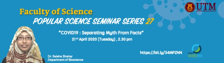 Popular Science Seminar Series 27