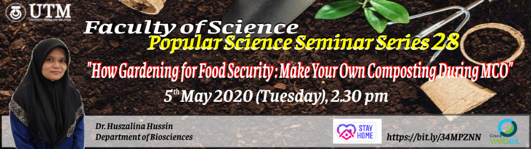 Popular Science Seminar Series 28
