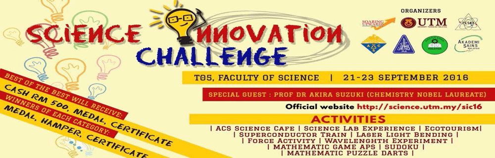 Science Innovation Challenge