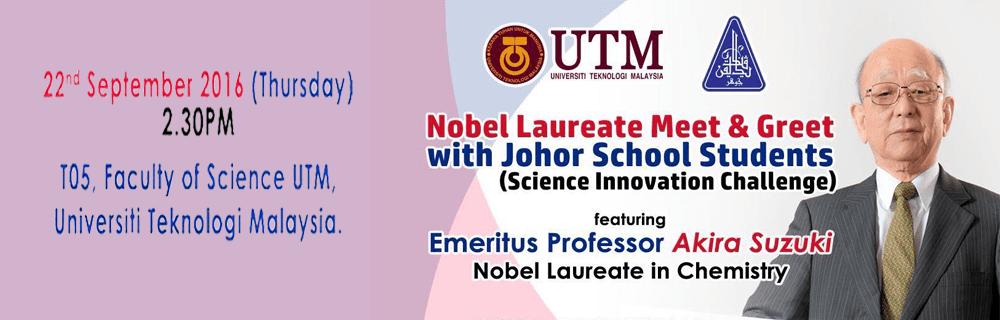 Nobel Laureate Meet & Greet