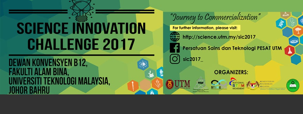 Science Innovation Challenge 2017
