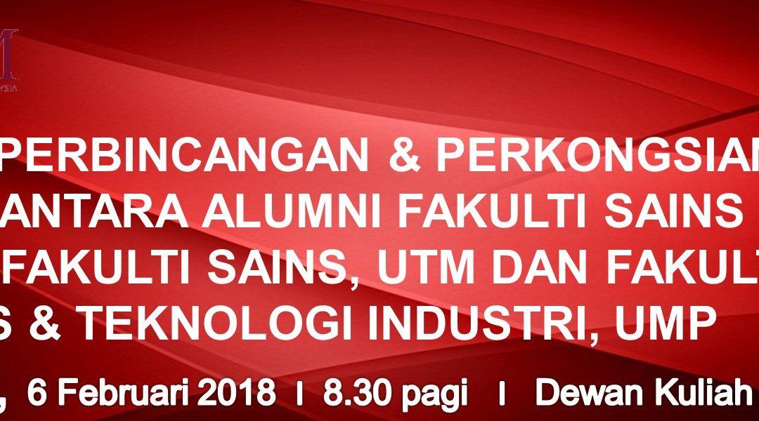 Sesi Alumni UTM and UMP