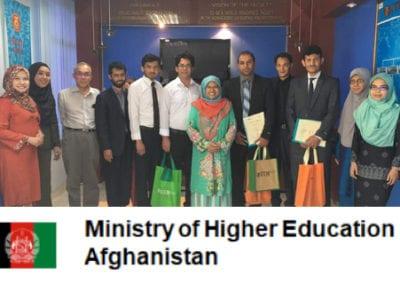 minis afganist