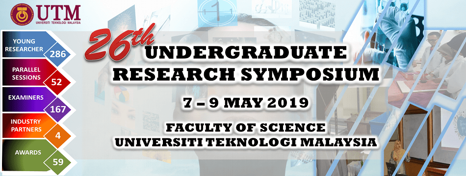 26th UNDERGRADUATE RESEARCH SYMPOSIUM