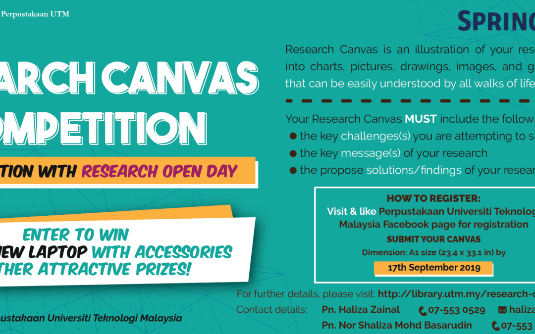 Research Canvas Competition
