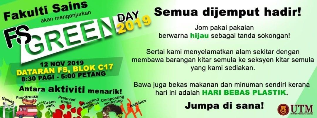 FS GREEN DAY 2019